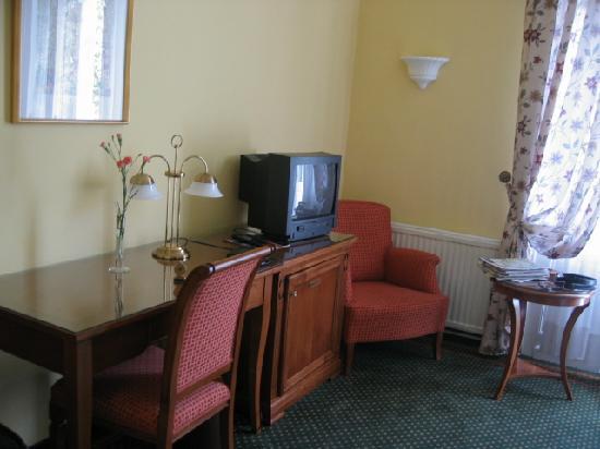 Hotel Park Villa: chambre N27
