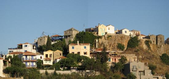 Sporades, Greece: Old village