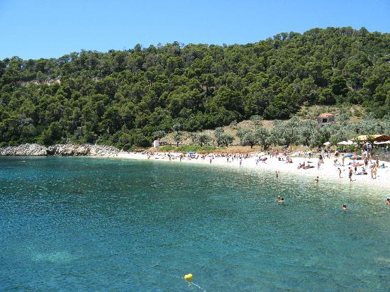 Sporades, Greece: Leftos yalos