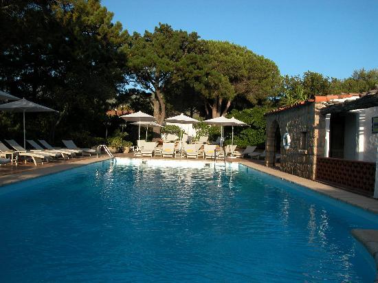 Miramar Boutique Hotel : La piscine