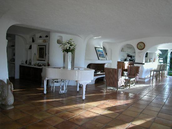 Miramar Boutique Hotel : une autre vue du Lounge