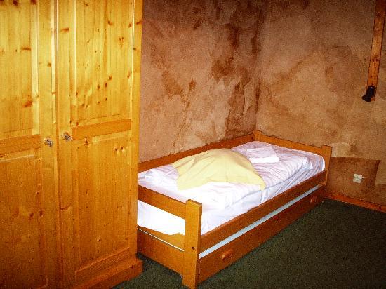 Hotel Chalet du Crey: Notre chambre