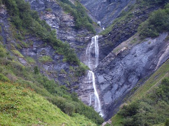 Valmorel, فرنسا: Dans la montagne