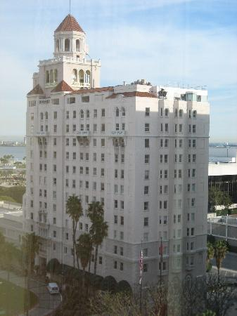 The Sky Room - Picture of Renaissance Long Beach Hotel, Long Beach ...