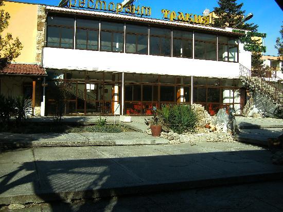 Trakia Garden Hotel : winter