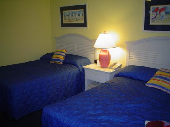 Plantation Resort: Second BR; 1 twin beds