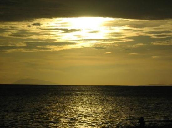 Silago Philippines  city pictures gallery : Sunset Silago So. Leyte Picture of Hinunangan, Southern Leyte ...