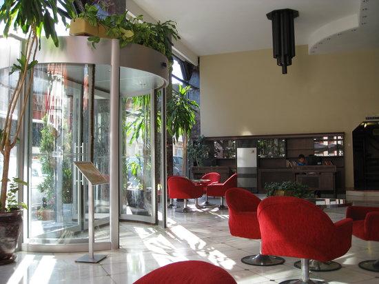 Erboy Hotel: Lobby
