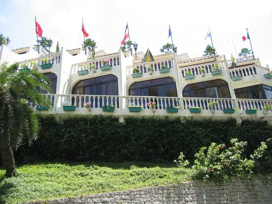 Pousada de Coloane Beach Hotel & Restaurant: Hotel exterior