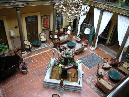 مانسيون ألكازار بوتيك هوتل: Courtyard of Mansion Alcazar