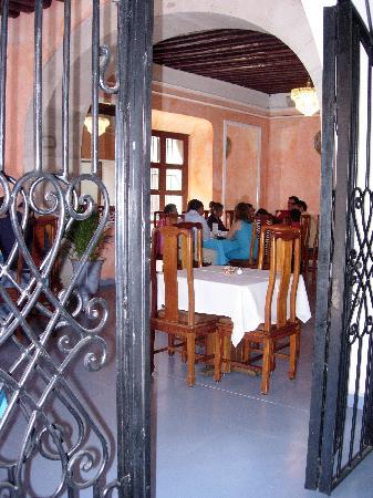 Hotel Casa del Agua: Restaurant
