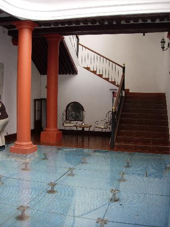 Hotel Casa del Agua: Lobby