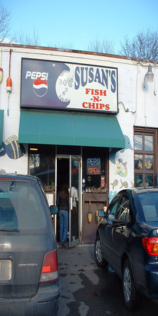 Susan's Fish-n-Chips