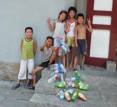 Cygnus International Hotel: Recycling as employment