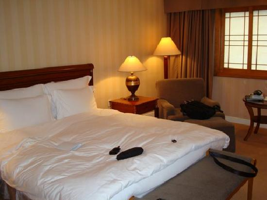 The Shilla Seoul: Hotel Room