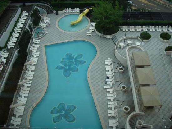 The Shilla Seoul: View of Pool