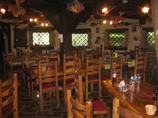 Le Village Gaulois : Le restaurant