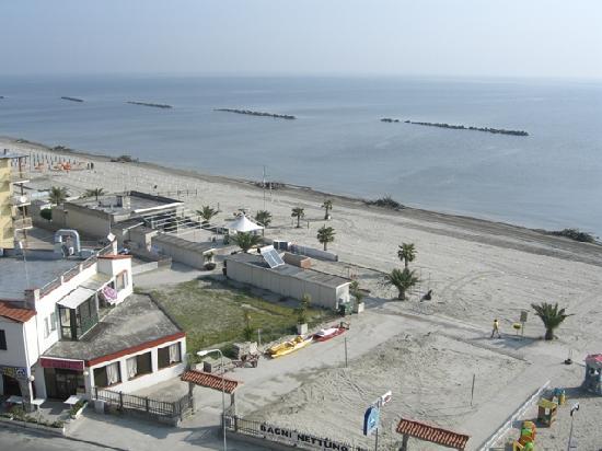 Lido di Pomposa, Ιταλία: Bagno Patrizia all'alto
