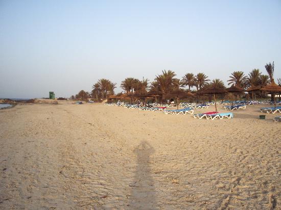 Winzrik Resort & Thalasso Djerba: la plage