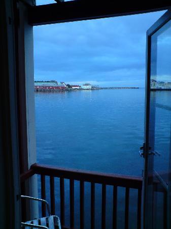 Scandic Svolvaer: the view