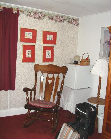 Arcady at the Sunderland Lodge: Arcady