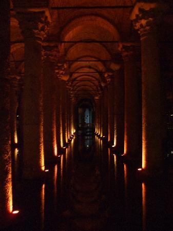 Istanbul, Turkey: Basilica Cistern