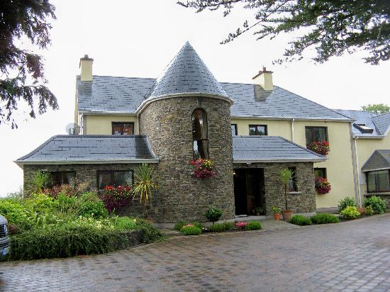 Ireland: the Abbey Court B & B- sweeet