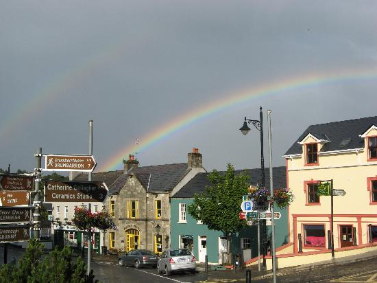 Irland: we followed a rainbow to our hotel