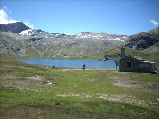 Valle d'Aosta, Italy: Lake Miserin above Champorcher