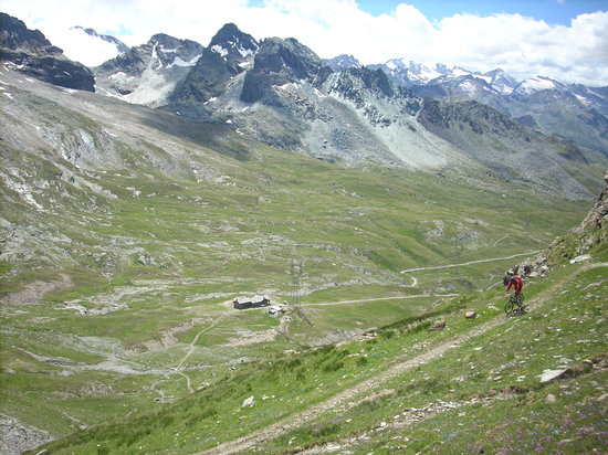 Валле-д'Аоста, Италия: Vallon d'Urtier, above Cogne