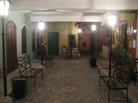 Yat B'alam Boutique Hotel : Entrance/Lobby Area