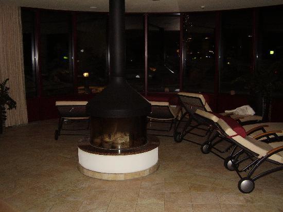 Hotel Vier Jahreszeiten: Ruheraum