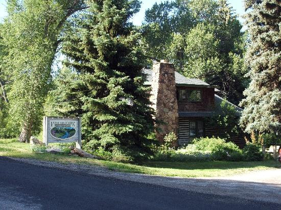 Four Mile Creek Bed and Breakfast: The B&B was an 1885 homestead that has been restored