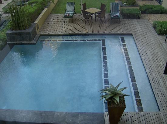Umhlanga Rocks, Sydafrika: pool