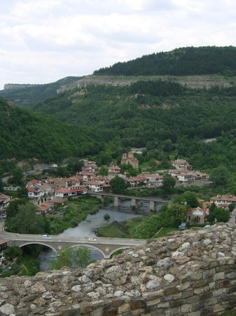 Veliko Tarnovo, Bulgaria: A bridge