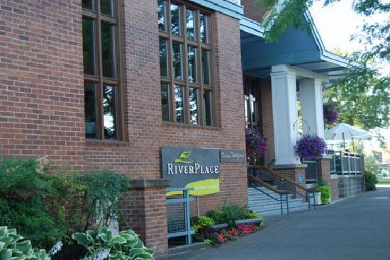 Kimpton RiverPlace Hotel: Exterior