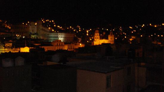 La Casa de Dona Ana: View from the Roof Top
