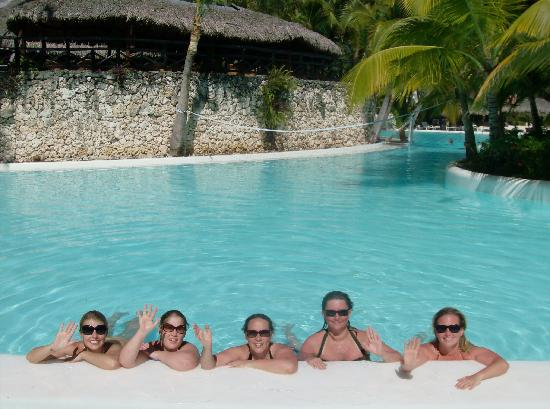 Hotel Riu Naiboa: me and the girls can't wait to return in Feb/March 2009