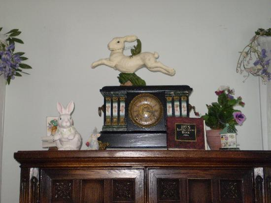 Golden Pineapple Bed and Breakfast: bunny room