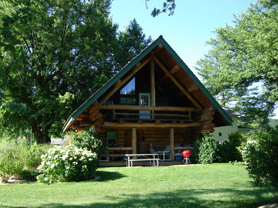 Justin Trails Resort: Paul Bunyan cabin