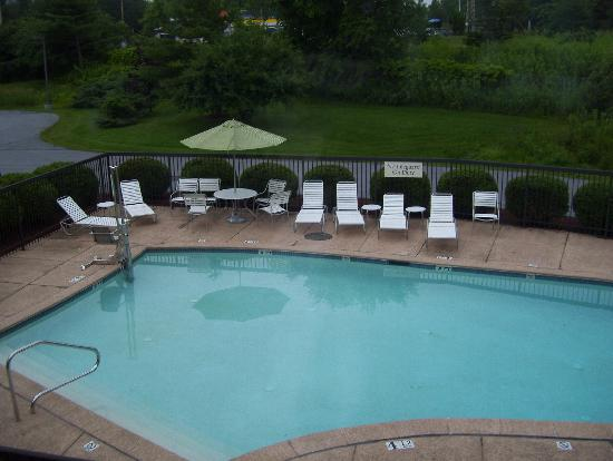 Fairfield Inn Burlington Williston : pool