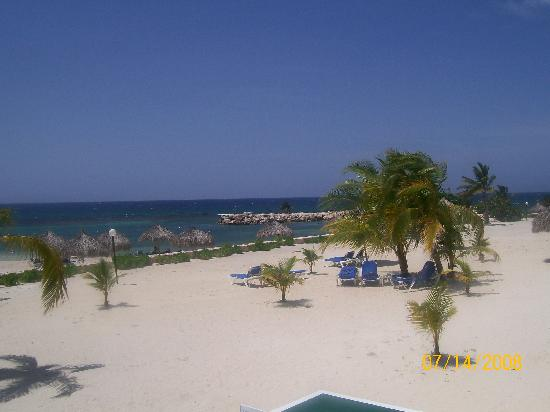 Jerk chicken! - Picture of Grand Bahia Principe Jamaica, Runaway Bay ...