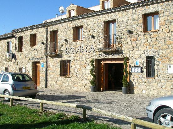Medinaceli, Spain: Hostal Bavieca