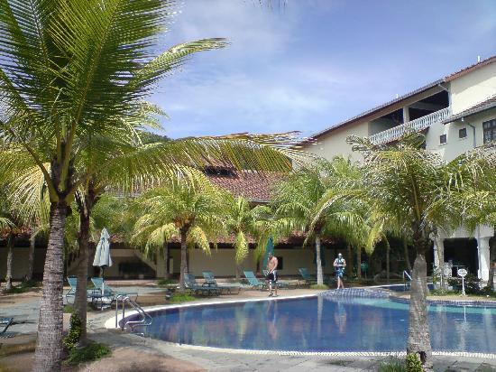 The Lanai Langkawi Beach Resort: the swimming pools