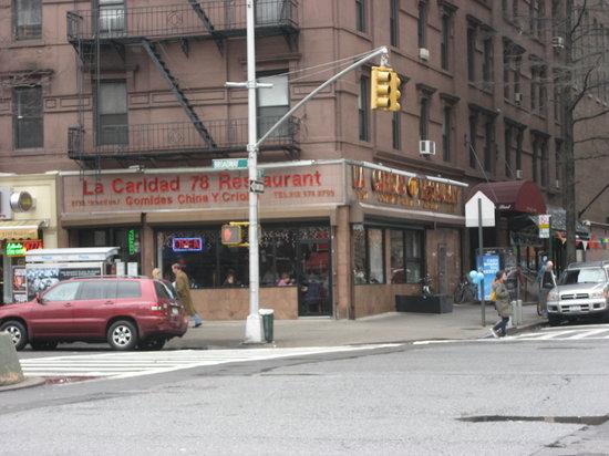 Photo of Chinese Restaurant La Caridad 78 Restaurant at 2199 Broadway, New York, NY 10024, United States