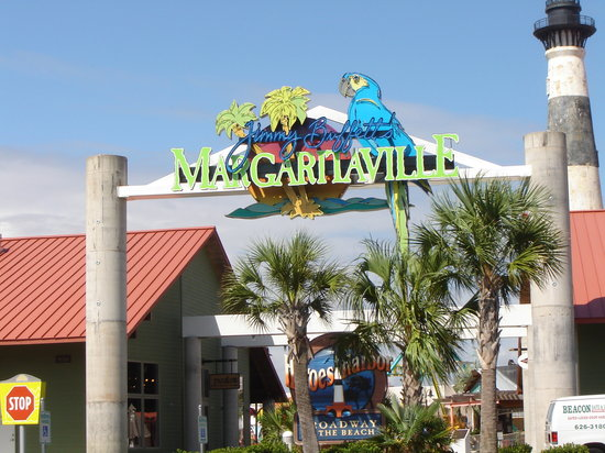 Margaritaville Myrtle Beach Fun