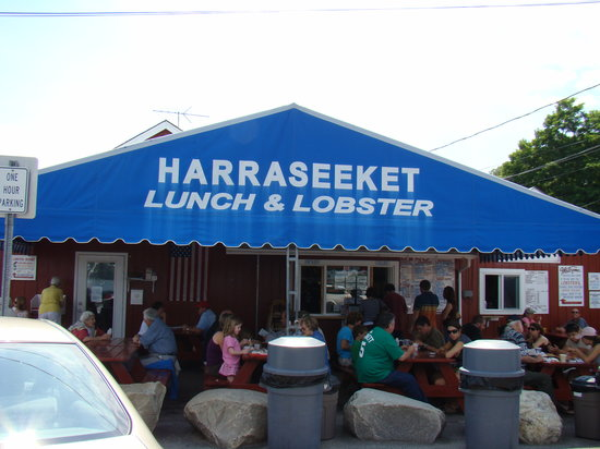 Harraseeket Lunch and Lobster Company: Harraseeket Lunch And Lobster