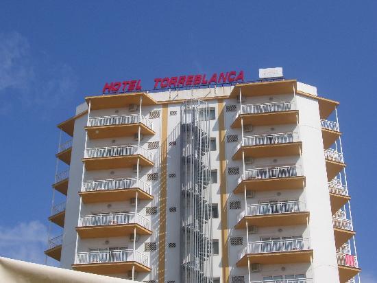 Hotel Monarque Torreblanca: the hotel