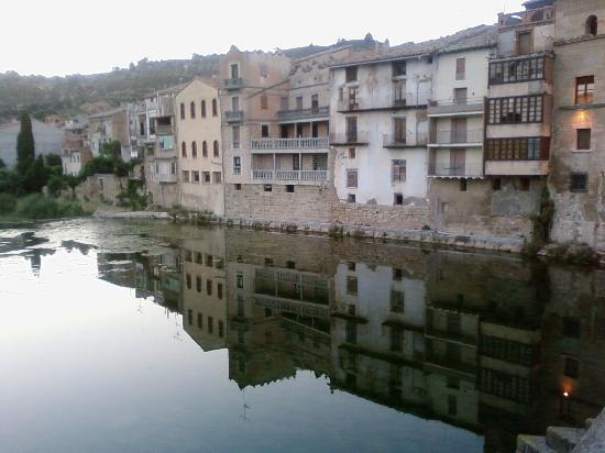 Valderrobres, Spanien: El río Matarraña