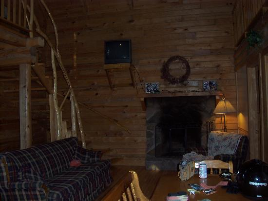 Inside Cabin 3 Picture Of Yokum S Vacationland Seneca